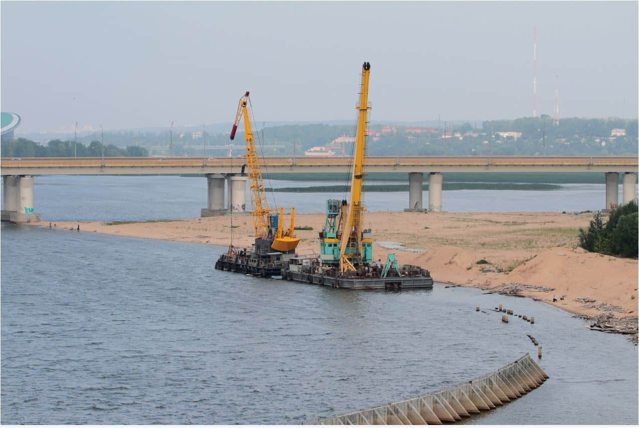 Project Manager-Dredging-TOS