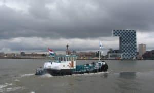 Matroos-Binnenvaart-TOS