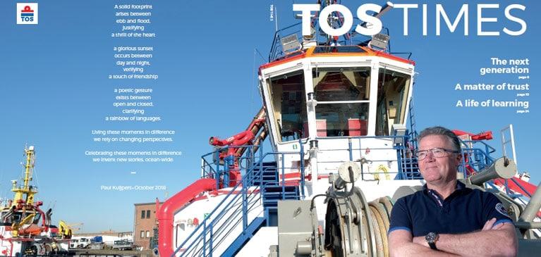 TOS TIMES magazine