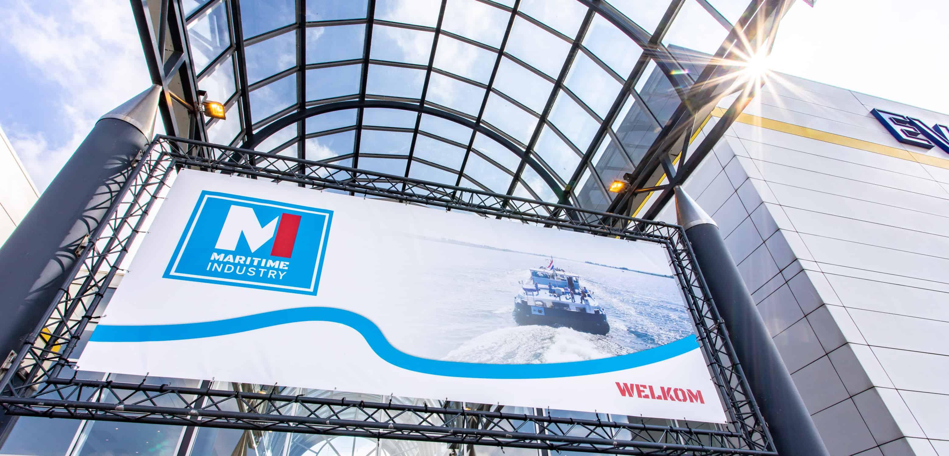 Maritime Industry Ingang TOS