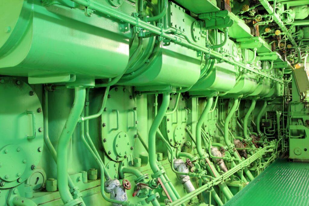 Derde Werktuigkundige Offshore TOS