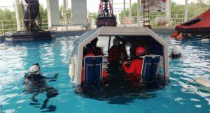 Intructeur Offshore en Maritiem TOS