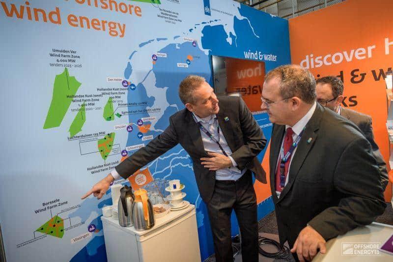 Wind Job Offshore Energy TOS