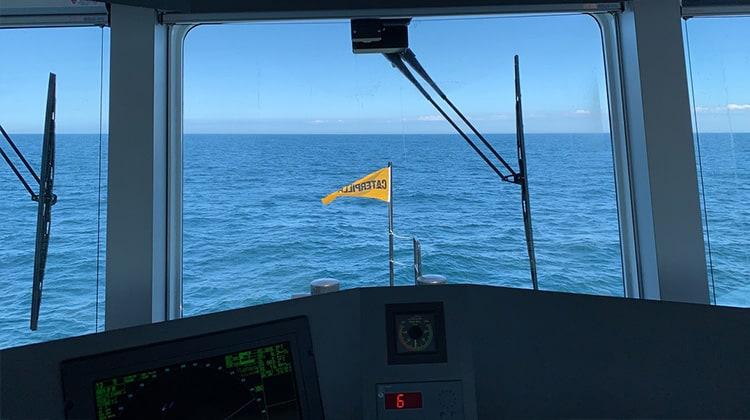 Wheelhouse Ship Delivery TOS