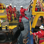 offshore chief officer TOS