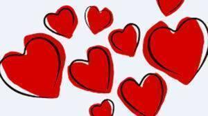 Valentine hearts TOS