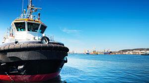 Chief Engineer Harbour Tug