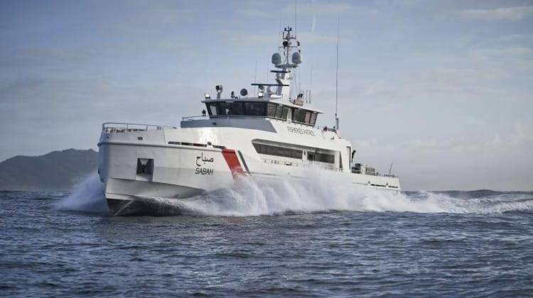 TOS delivers Survey Vessel