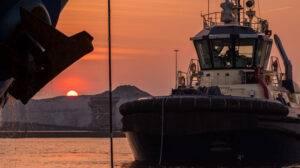 TOS havensleepboot Kapitein Fairplay Towage TOS