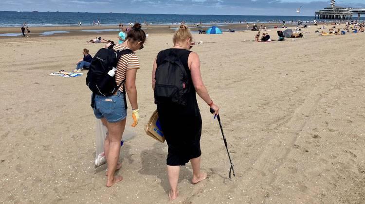 Team TOS Boskalis Beach Cleanup TOS