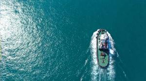 Kapitein Havensleepdienst TOS